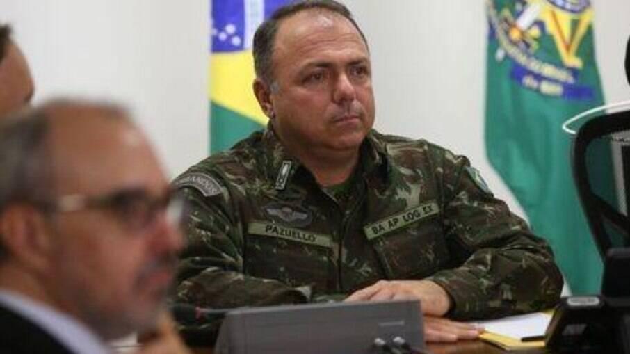 Pazuello retorna ao Exército após ser exonerado do Ministério da Saúde