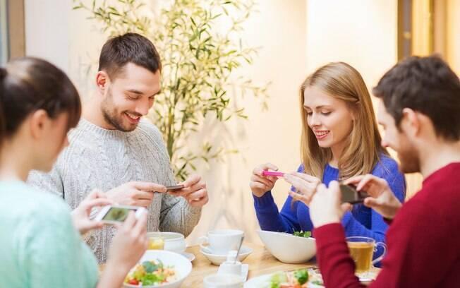 Assim como você, milhares de pessoas fotografam seus pratos para postar nas redes sociais