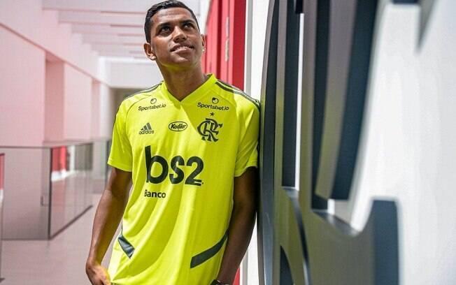 Pedro Rocha é reforço do Flamengo para 2020