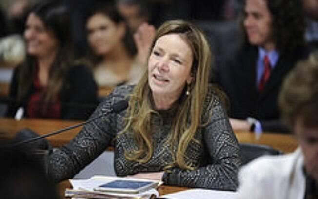A senadora Vanessa Grazziotin (AM) é uma das indicações do PCdoB para compor a comissão do impeachment no Senado. Foto: Marcos Oliveira/Agência Senado
