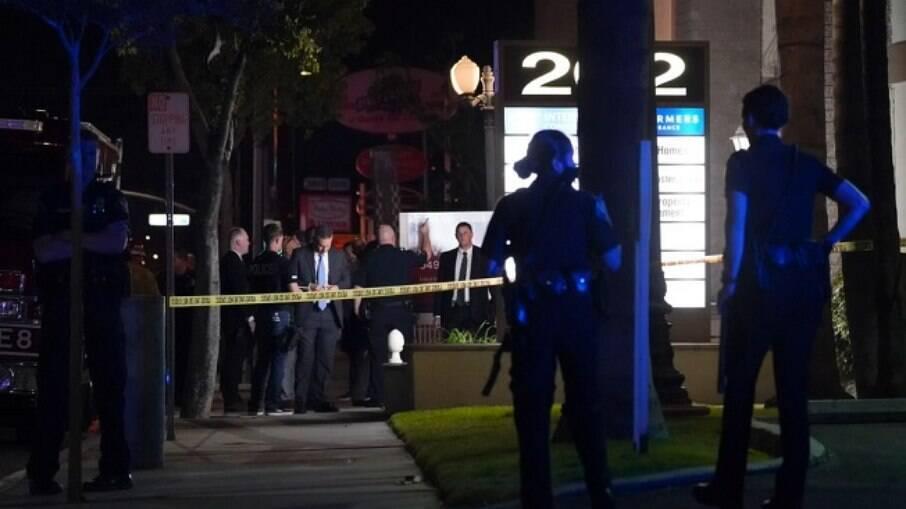 Segundo informações da imprensa local, uma criança está entre os mortos no ataque desta quarta-feira