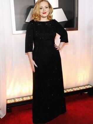 Adele quer adotar um estilo de vida mais saudável