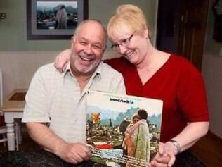 Woodstock: casal da capa do disco está junto até hoje