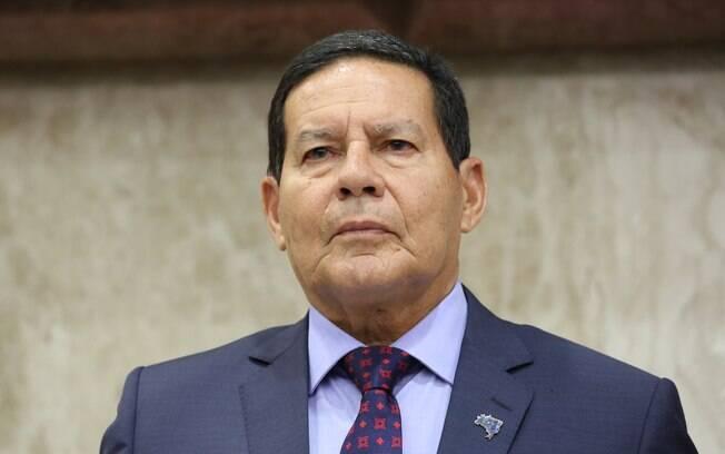 Vice-presidente, Mourão afirmou pânico é maior do que a realidade da epidemia