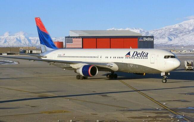 Voo em que ocorreu o incidente era da Delta