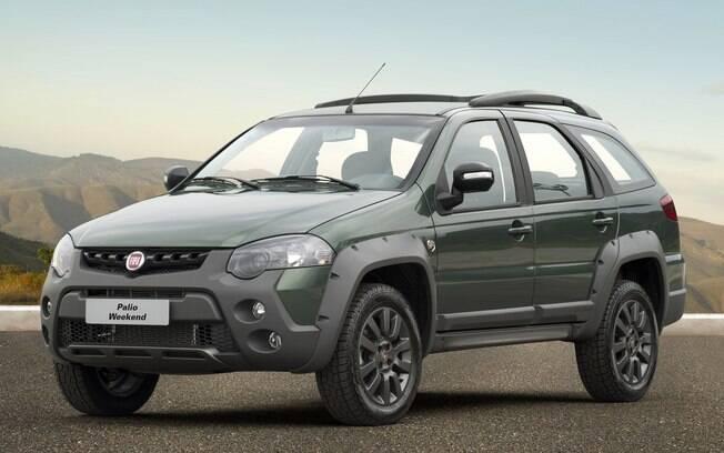Fiat Weekend: versão Adventure da linha 2020 chega às lojas sem nenhuma novidade, à espera de se aposentar