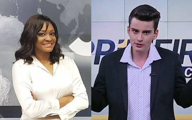 Dudu Camargo foi protagonista de uma troca de farpas com Joyce Ribeiro