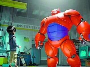 Animação da Disney apresenta personagens famosos do Japão