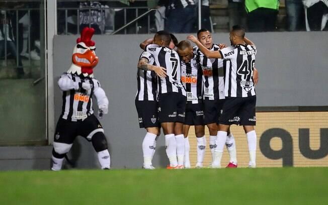 Atlético-MG lidera a lista entre os brasileiros com maior jejum de título no campeonato nacional