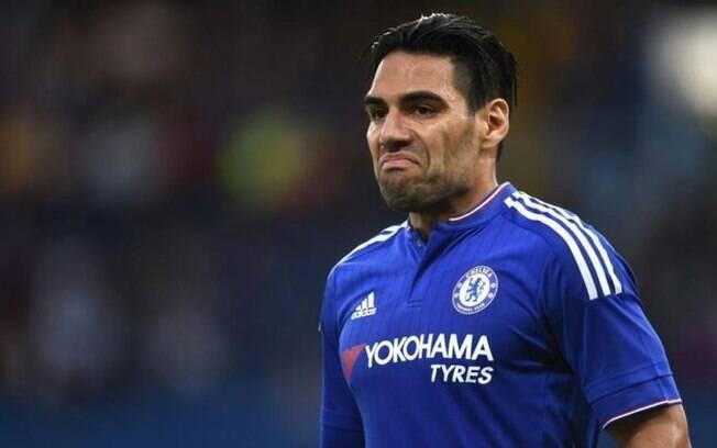 Falcao Garcia é artilheiro por onde passa, menos no Chelsea e no Manchester United