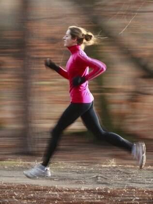 Correr é uma atividade simples e eficaz