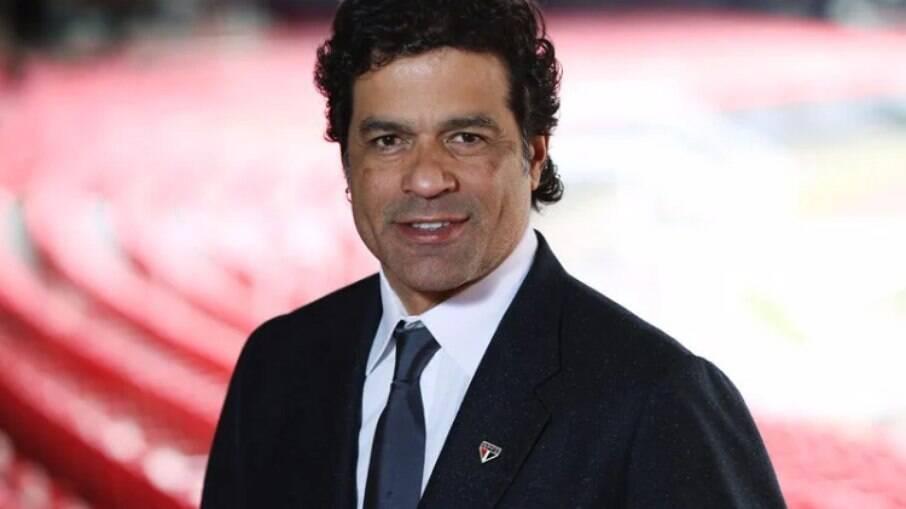 Raí fez duras críticas contra Jair Bolsonaro