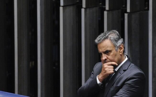 Aécio Neves é investigado por supostamente ter atuado para fraudar registros do Banco Rural em 2005