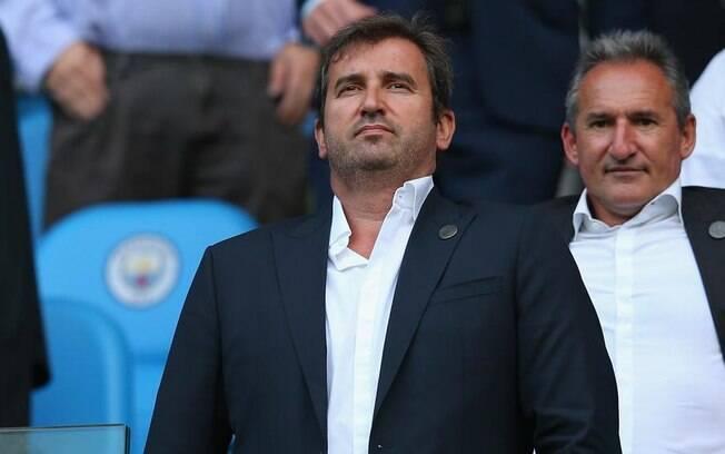 Ferran Soriano, CEO do Manchester City