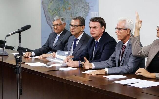 Ministro da Educação rebateu críticas sobre contingenciamento orçamentário das universidades