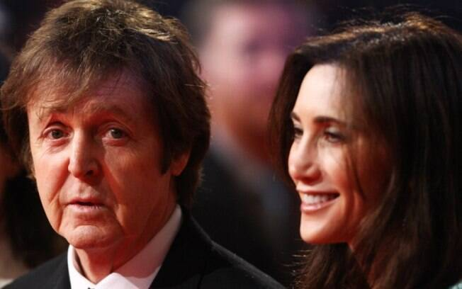 Paul McCartney aposta no terceiro casamento com Nancy Shevell