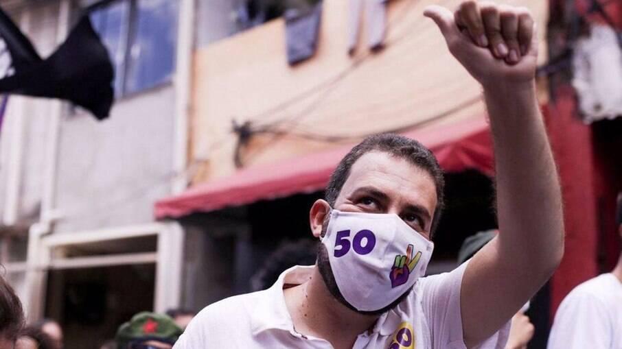 Guilherme Boulos (PSOL) revela desejo de disputar eleição para governo de São Paulo