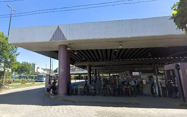 Homem foi preso no Terminal Campo Grande, na cidade de Cariacica (ES).