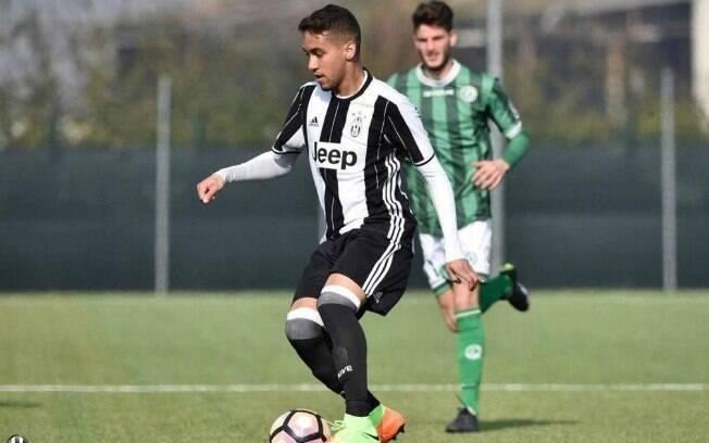 Meia Matheus Pereira é o grande destaque do time B da Juventus