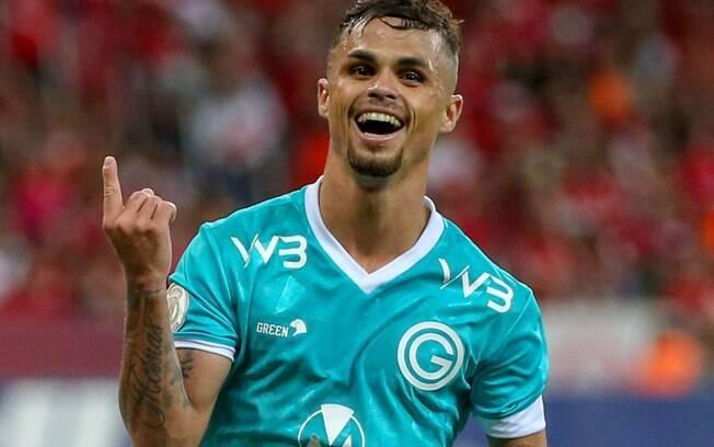 Michael foi destaque do Goiás em 2019