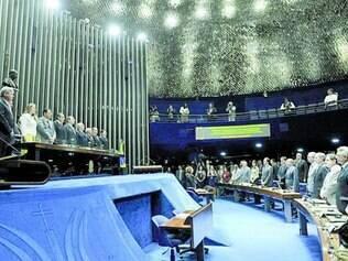 Apoio. A proposta foi aprovada sob aplausos de defensores da criação de municípios nas galerias