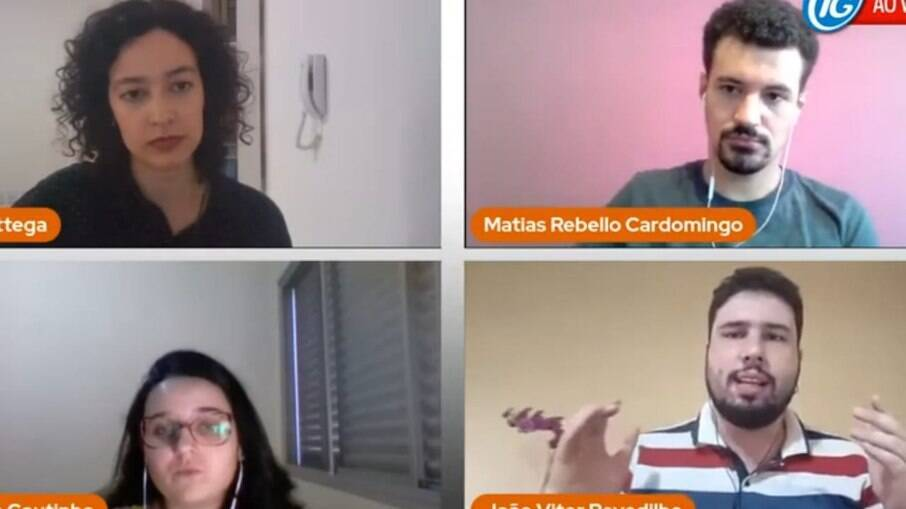 Especialistas debateram sobre a desigualdade no Brasil e opinaram sobre o fim do auxílio emergencial