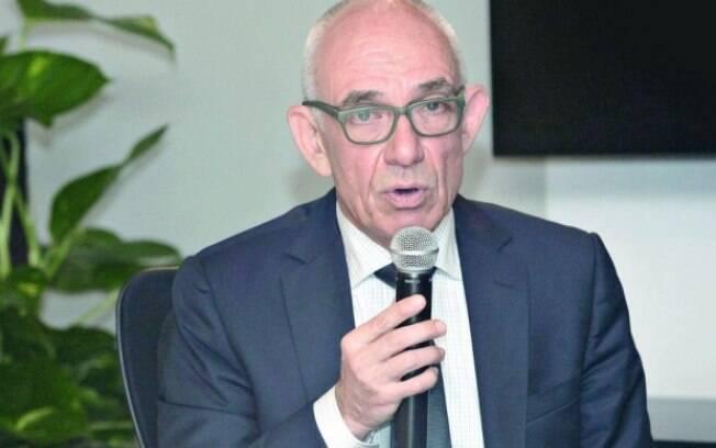 Fabio Schvartsman, presidente da Vale, que já teve R$ 11 bilhões bloqueados de suas contas desde o desastre em Brumadinho
