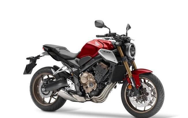 Honda CB 650R 2021 passa a ter novo garfo de suspensão dianteira entre as novidades
