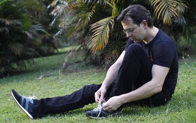 """Celso Zucatelli: """"Comecei a trabalhar muito jovem e fui conquistando as coisas com o meu trabalho"""""""