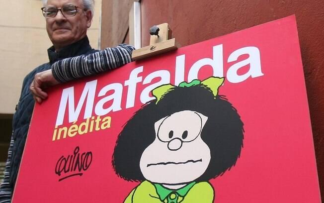 Morre Quino, criador da Mafalda, aos 88 anos