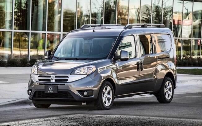A RAM ProMaster City, da Fiat-Chryler, está entre as vans compactas. Tem motor a gasolina 2.4 l e nove marchas