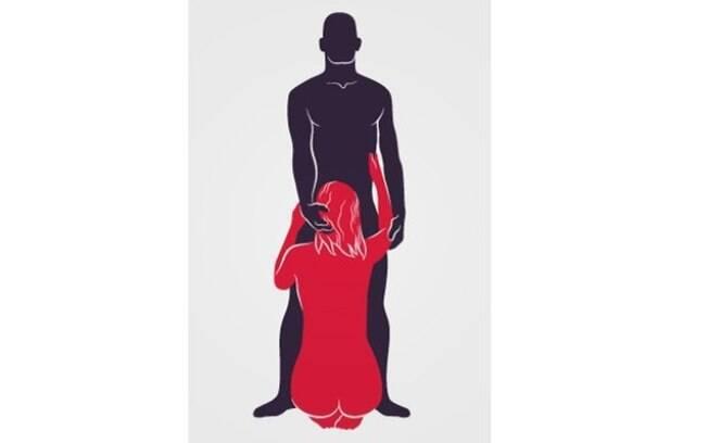 ilustração sexo oral