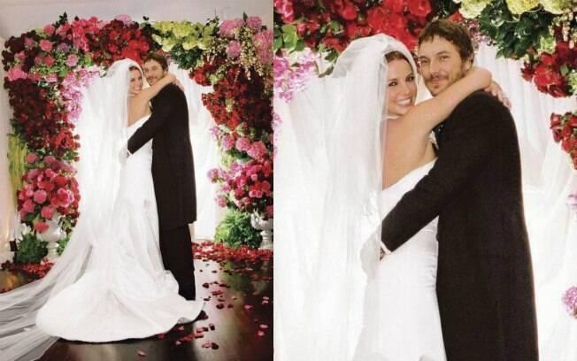 Kevin Federline se casou com Britney Spears em 2004