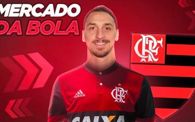 Ibrahimovic Flamengo
