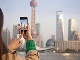 O celular pode ser um grande companheiro de viagem