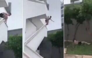 Turista pula da sacada, tenta culpar hotel e acaba tendo de pagar R$ 162 mil