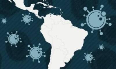 Taxa de contágio indica avanço do vírus em estados pouco atingidos