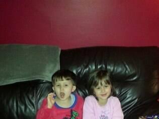 James e Emma sofrem de doença genética conhecida como Anemia Fanconi
