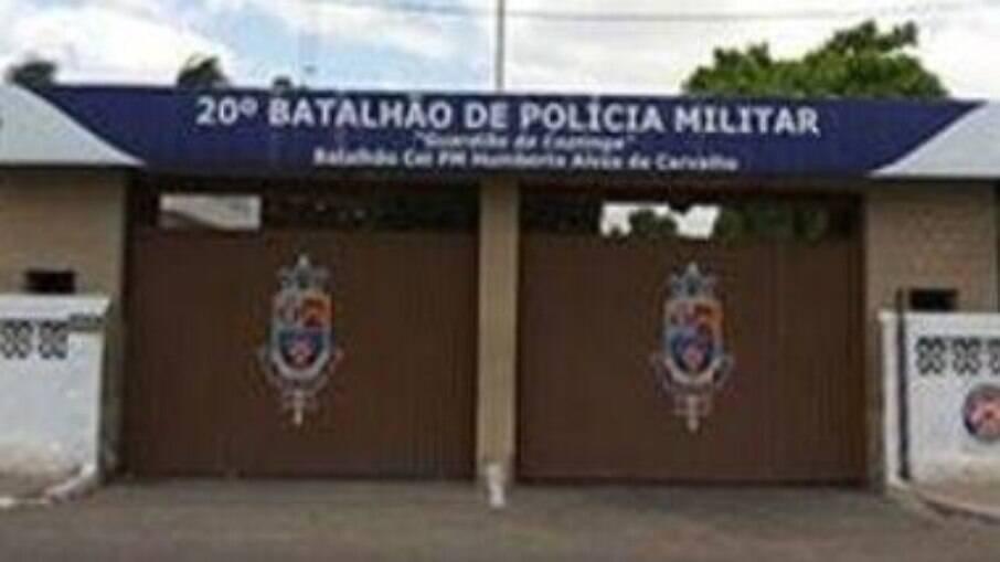Batalhão da Polícia Militar da Bahia
