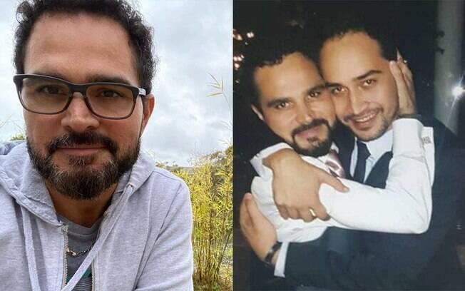 Luciano Camargo não fala com o filho Wesley há três anos