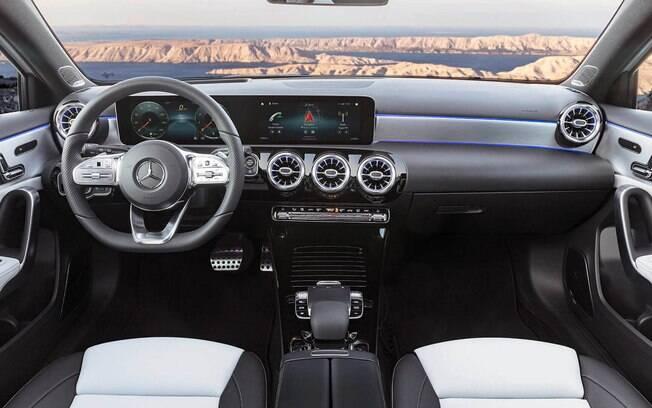 Mercedes-Benz Classe A de nova geração estreia equipamentos de última geração em sua categoria