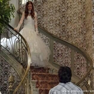 Thales vê espírito de Nicole mais uma vez e acredita que a alma da noiva esteja ligada a ele