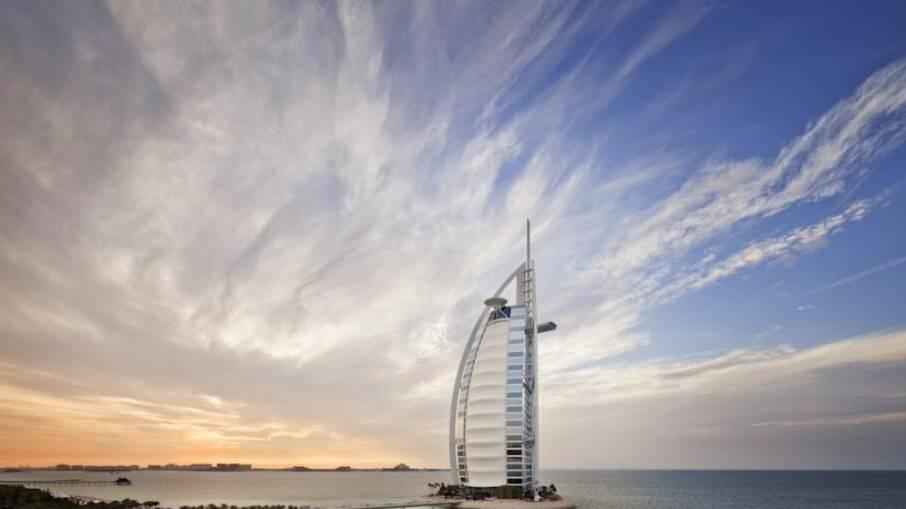 A cidade dos Emirados Árabes Unidos se tornou celeiro de inovação e tecnologia