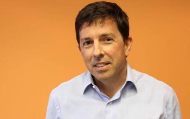 O engenheiro e administrador João Amoêdo é um dos fundadores do Novo e, agora, pré-candidato pelo partido