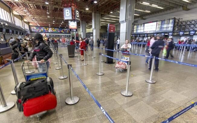 Aeroporto de Guarulhos tem tarifas de embarque reajustadas pela Anac; veja os novos valores
