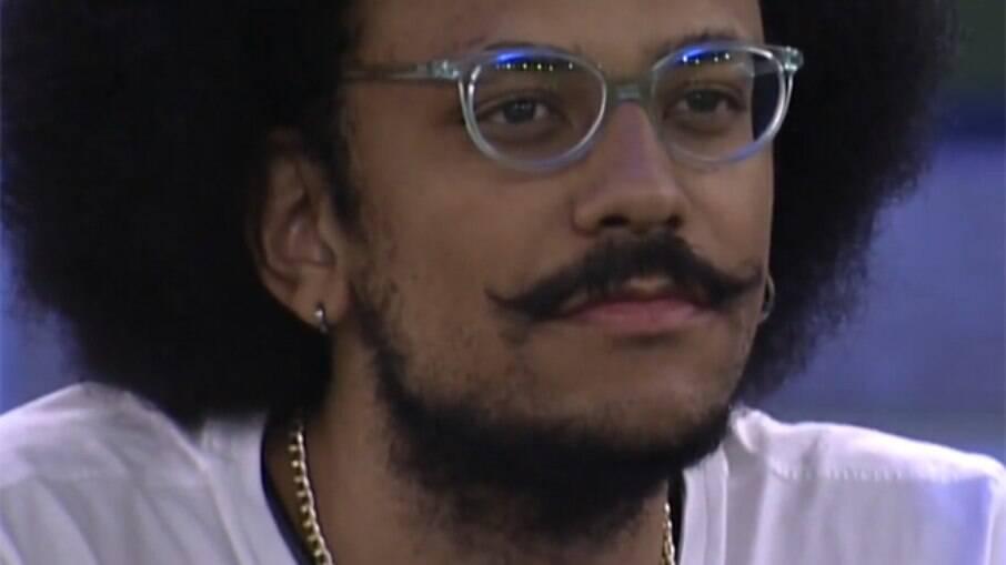 João Luiz desabafou no BBB 21