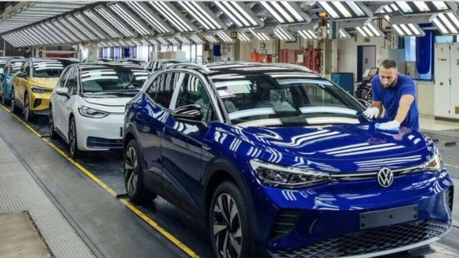 O ID.5 será produzido na fábrica de Zwickau especialmente dedicada a carros elétricos