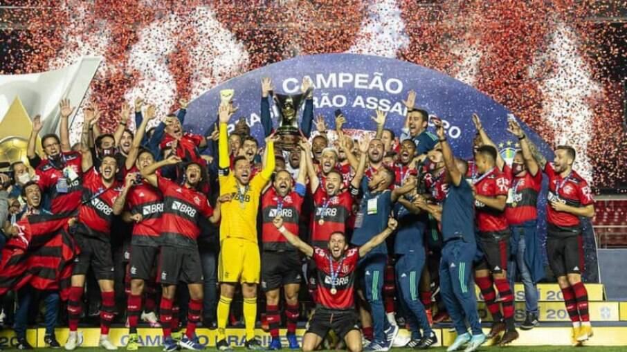 Título do Flamengo repercute internacionalmente