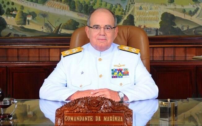 Eduardo Bacellar Leal Ferreira, atual comandante da Marinha, deve presidir o Conselho de Administração da Petrobras
