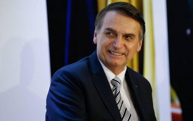 Bolsonaro defendeu que é a partir da reforma da Previdência que o Brasil terá condições de estabilizar as contas